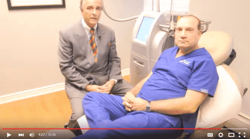 coolsculpting, doctor, medical marketing, video