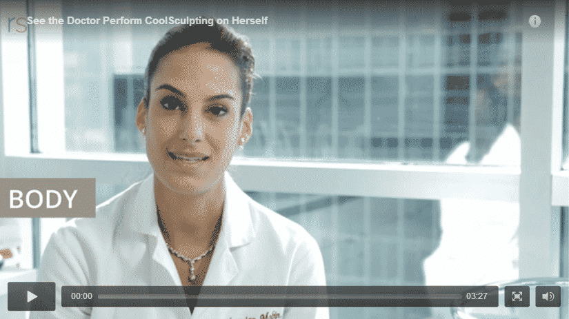 video, coolsculpting, marketing